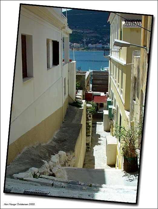 "фото ""View to the sea"" метки: архитектура, путешествия, пейзаж, Европа"