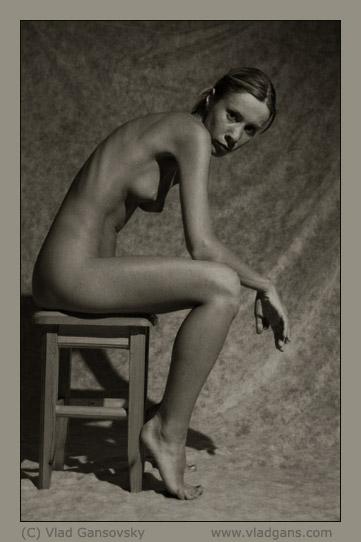 """фото """"... Портрет в общем"""" метки: ню, портрет, женщина"""