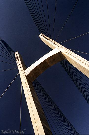 "photo ""The Bridge # 4"" tags: travel, architecture, landscape, Africa"