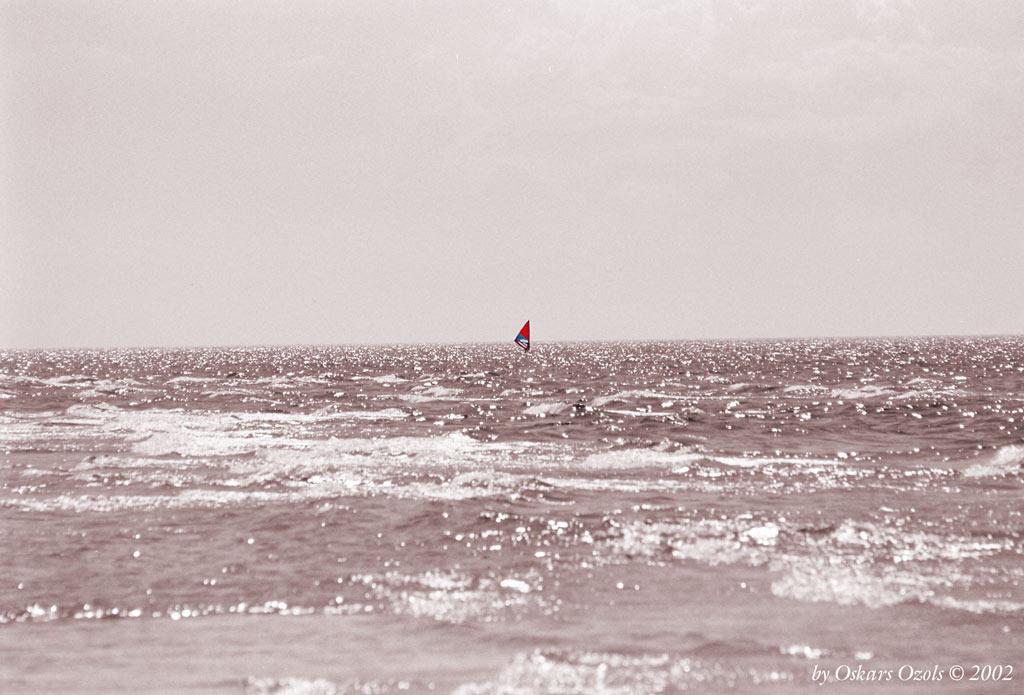 """фото """"Searching for a wind"""" метки: фотомонтаж, пейзаж, вода"""