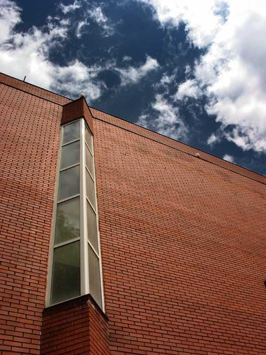 """фото """"Wall"""" метки: абстракция, архитектура, пейзаж,"""