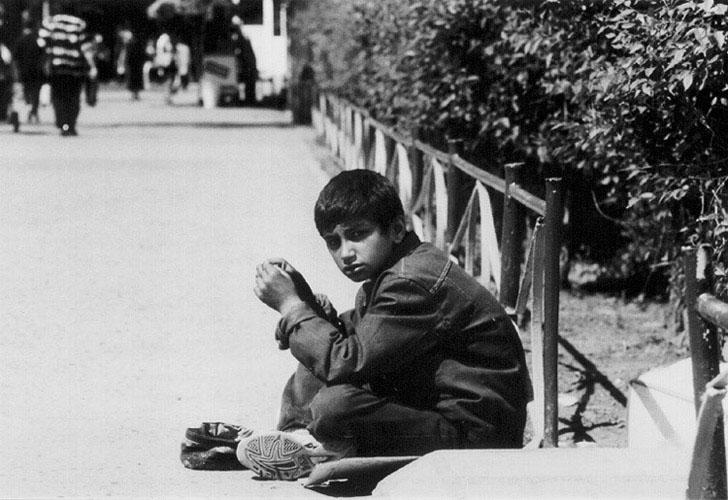 "photo ""On earnings...1"" tags: portrait, children"