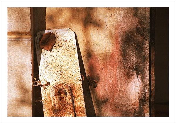 """фото """"Композиция на закате 2"""" метки: разное, абстракция,"""