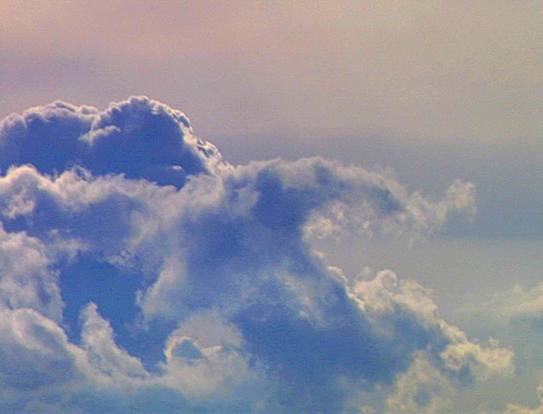 """фото """"Face in a wave"""" метки: пейзаж, облака"""