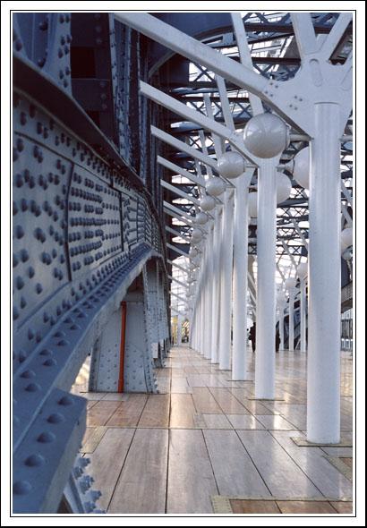 """фото """"Мост 1"""" метки: архитектура, абстракция, пейзаж,"""