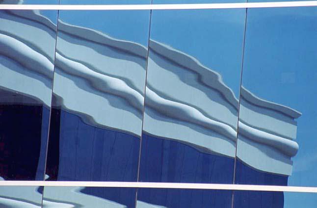 "photo ""Two Buildings"" tags: architecture, landscape,"