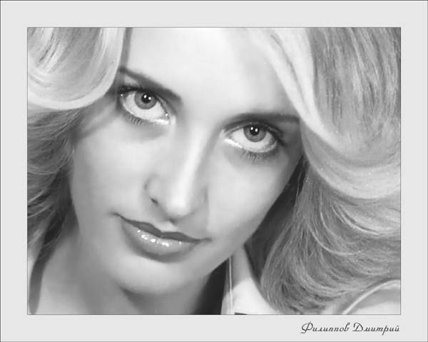 """фото """"Глаза"""" метки: портрет, женщина"""