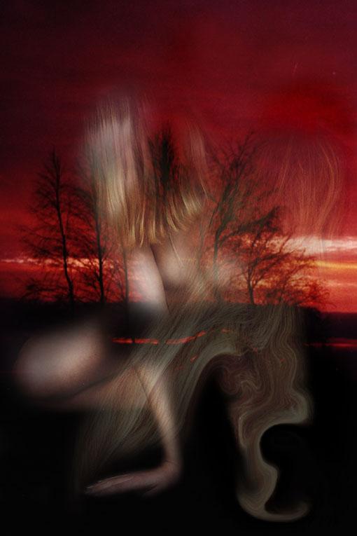 """фото """"... на закате-ложись, на рассвете-вставай..."""" метки: пейзаж, абстракция, закат"""
