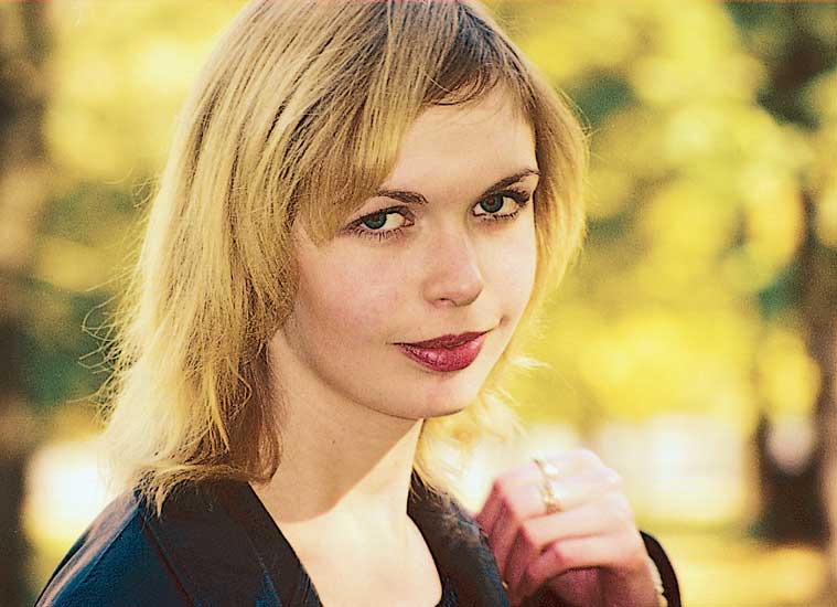 """фото """"осень"""" метки: портрет, женщина"""