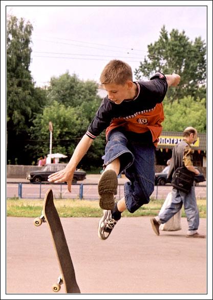 """photo """"*** Jump ***"""" tags: genre, sport,"""