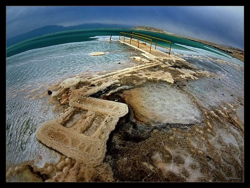 """фото """"The Dead Sea"""" метки: пейзаж,"""
