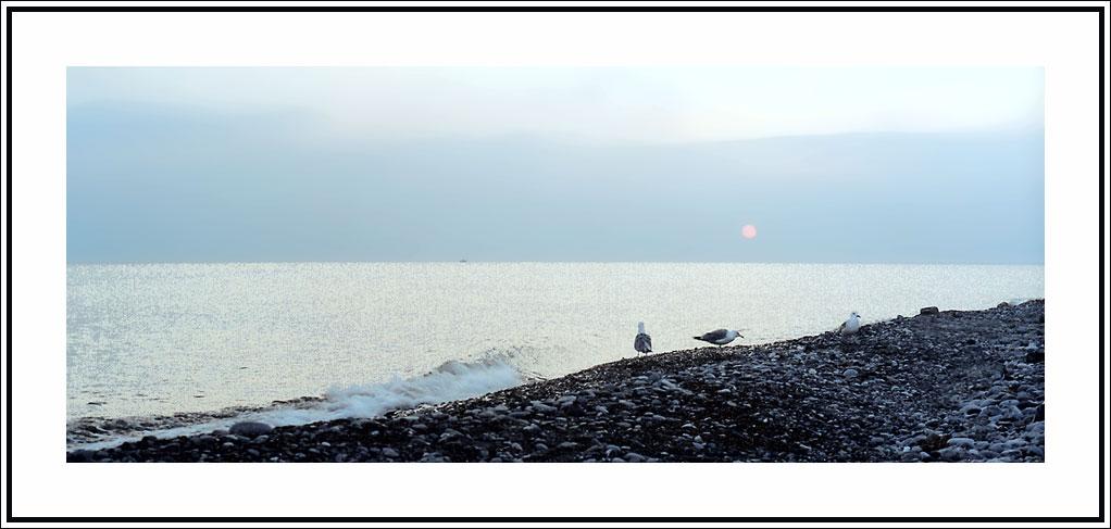 "фото ""Тихий вечерок"" метки: пейзаж, вода, закат"