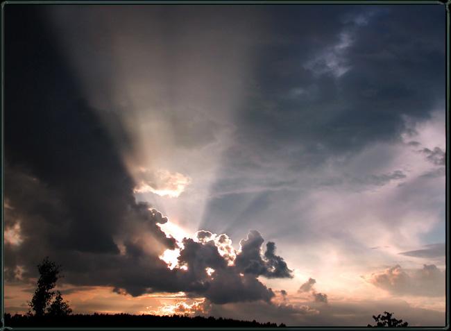 "фото """"Лебединая песня"" дня"" метки: пейзаж, закат"