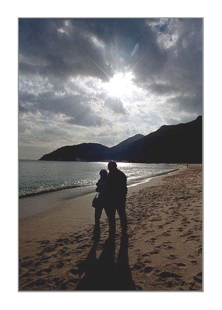 "photo ""Arrabida (Beach)"" tags: landscape, travel, Europe, water"