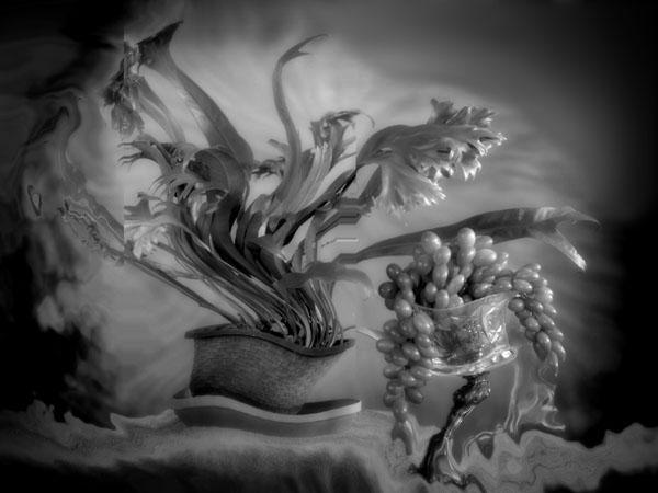 """фото """"Chaos"""" метки: натюрморт, фотомонтаж,"""
