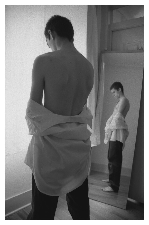 "фото ""Of the verb: ""To Reflect"""" метки: портрет, мужчина"