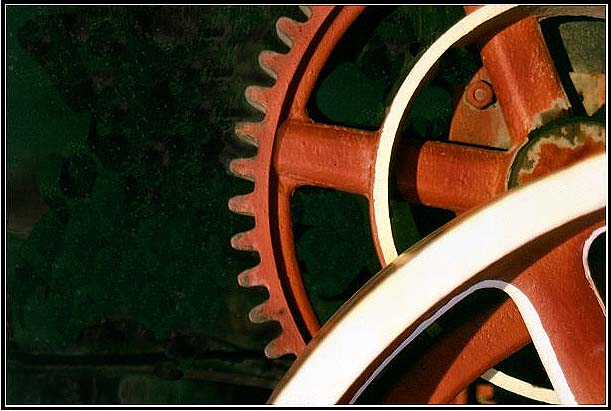 "photo ""Gears"" tags: abstract, misc.,"