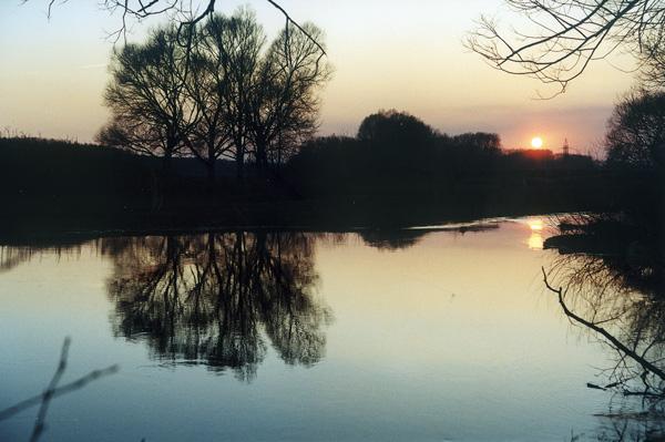 "фото ""Закат... 2"" метки: пейзаж, закат"