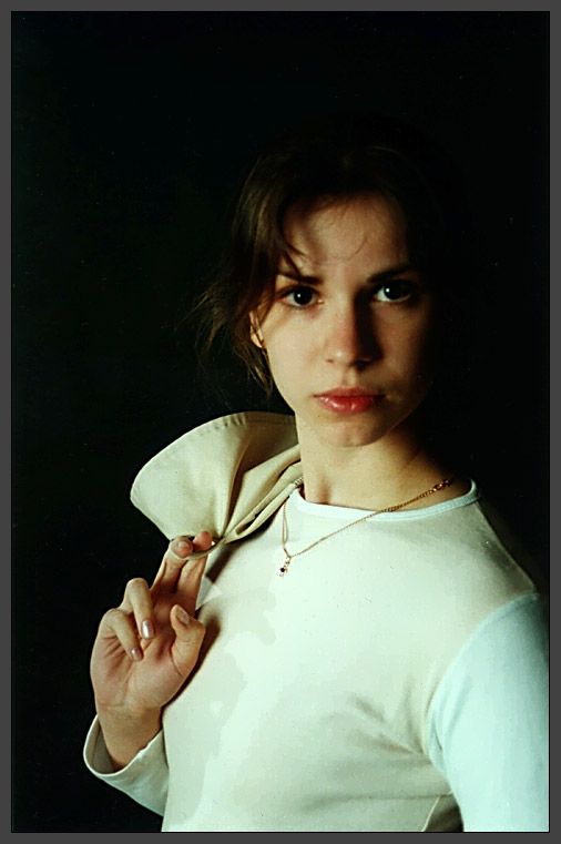 """фото """"Масяня"""" метки: портрет, женщина"""