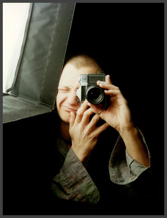 "photo ""Photo maniac"" tags: portrait, reporting, man"