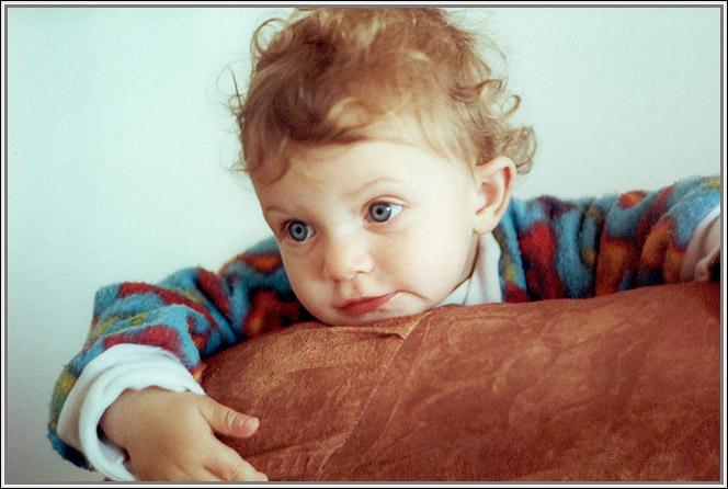 "photo ""I LOVE YOU..."" tags: portrait, genre, children"