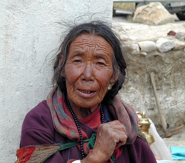 "фото ""LInes of the life...."" метки: портрет, путешествия, Азия, женщина"