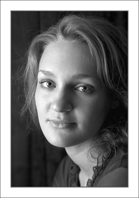 """фото """"Взгляд 2"""" метки: портрет, женщина"""