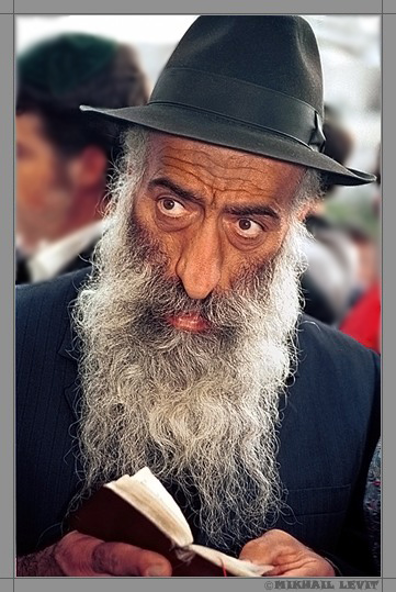 "photo ""JEW"" tags: portrait, man"