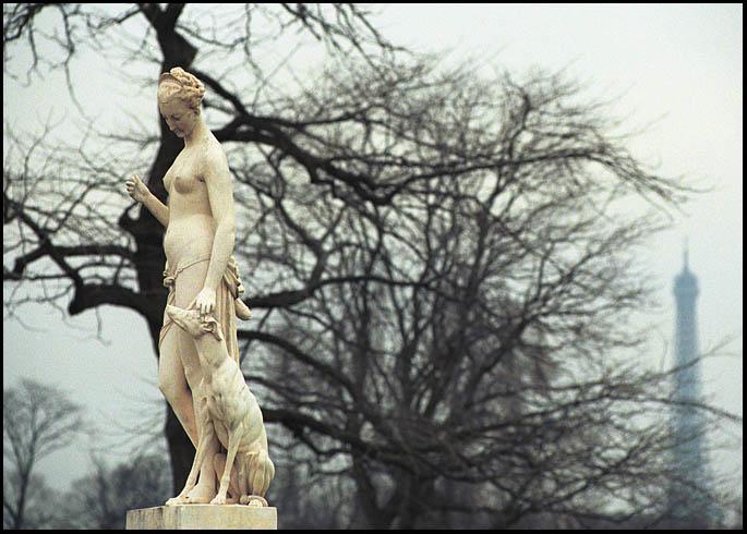 "photo ""The Parisian Autumn"" tags: architecture, travel, landscape, Europe"