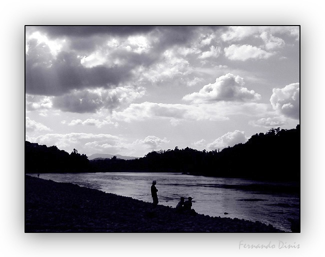 "photo ""Children of the river"" tags: landscape, water"