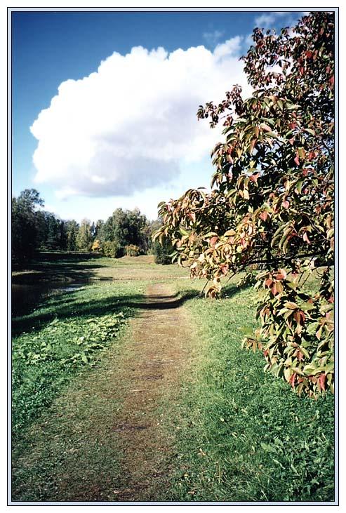 """фото """"сентябрь_2001"""" метки: пейзаж, осень"""