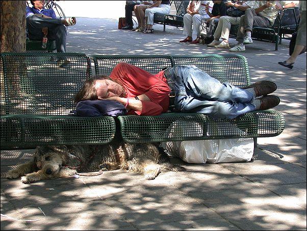 """фото """"Homeless"""" метки: портрет, путешествия, Европа, мужчина"""