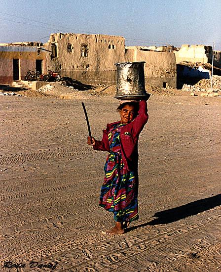 """фото """"Girl from the Oasis"""" метки: путешествия, портрет, Африка, дети"""
