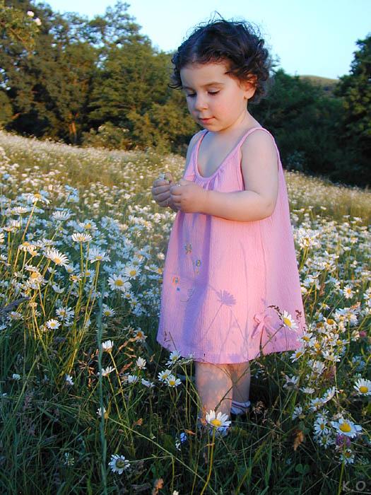 """photo """"Salome"""" tags: portrait, landscape, children, summer"""