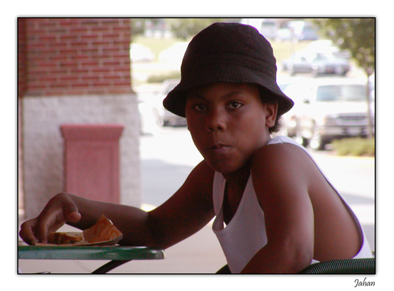 "фото ""Small Lunch"" метки: портрет, разное, дети"