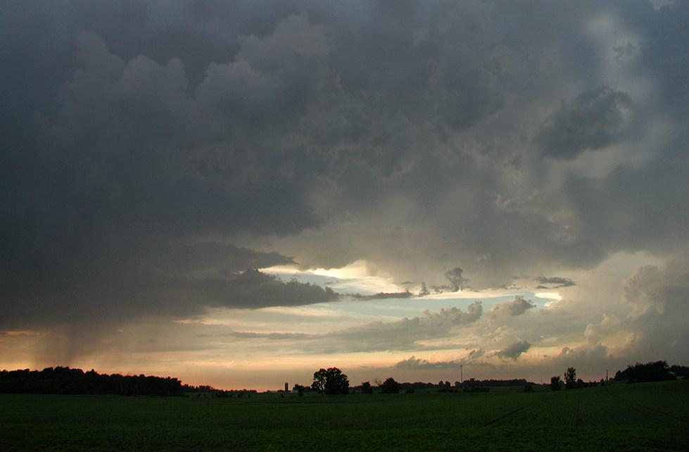 """фото """"Showers that Water the Earth ..."""" метки: пейзаж, закат, облака"""