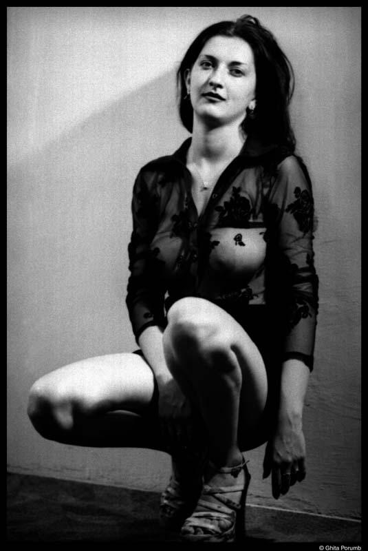 "фото ""Portret"" метки: портрет, женщина"