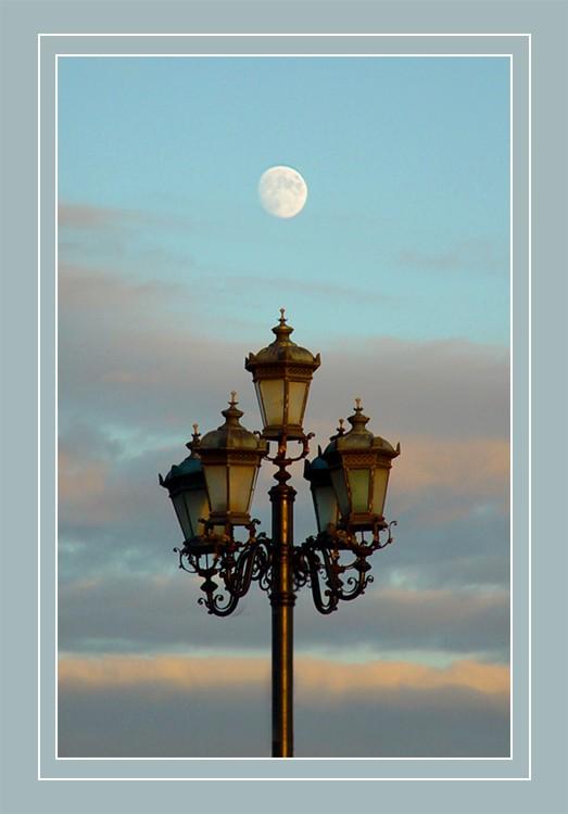 """photo """"""""Lanterns"""""""" tags: architecture, landscape,"""