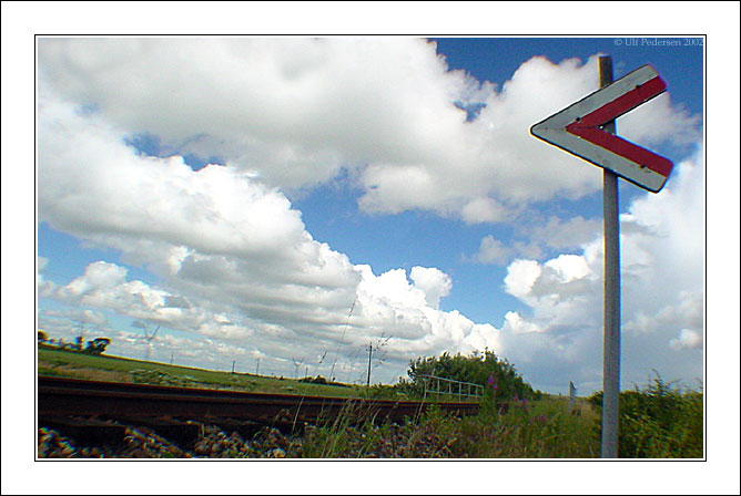 "photo ""Veteran Railway"" tags: landscape, nature, summer"
