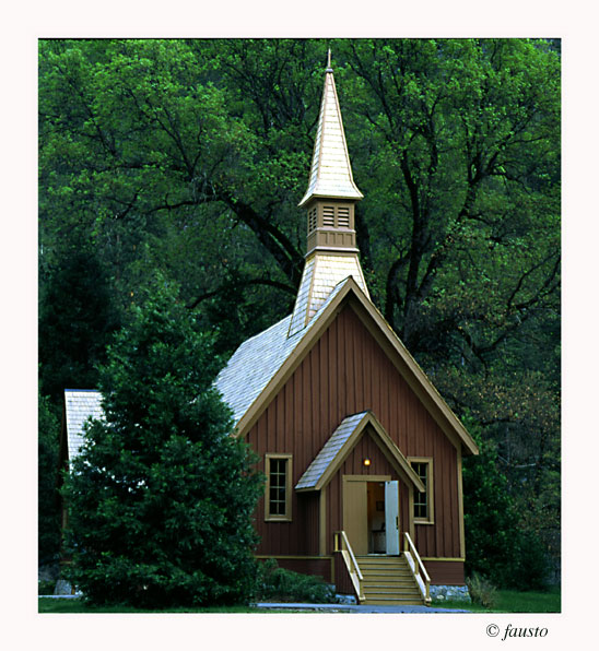 "photo ""A Chapel"" tags: travel, North America"