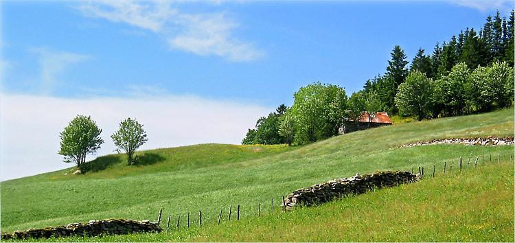 """фото """"Provincial"""" метки: пейзаж, путешествия, Европа, лето"""