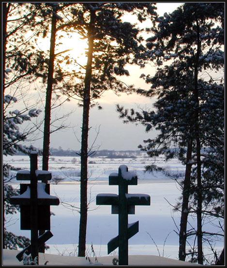 """фото """"Покой,.. февраль..."""" метки: разное, пейзаж, зима"""