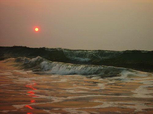 """фото """"Morning face of the ocean"""" метки: пейзаж, путешествия, Северная Америка, вода"""