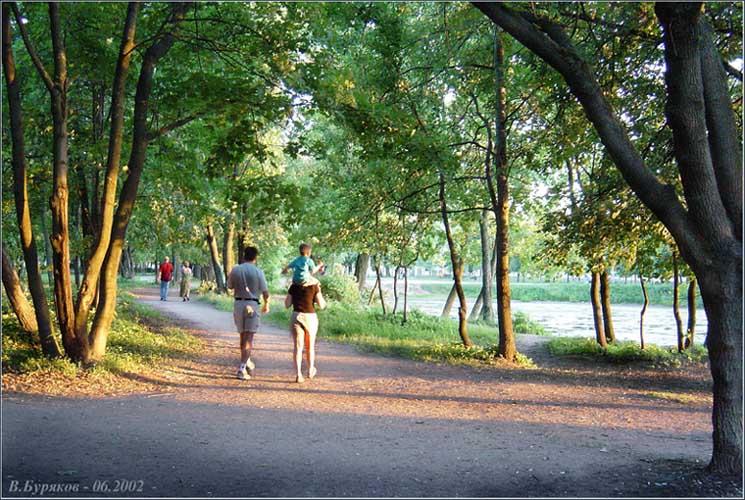 """фото """"Вечерние прогулки"""" метки: пейзаж, закат"""