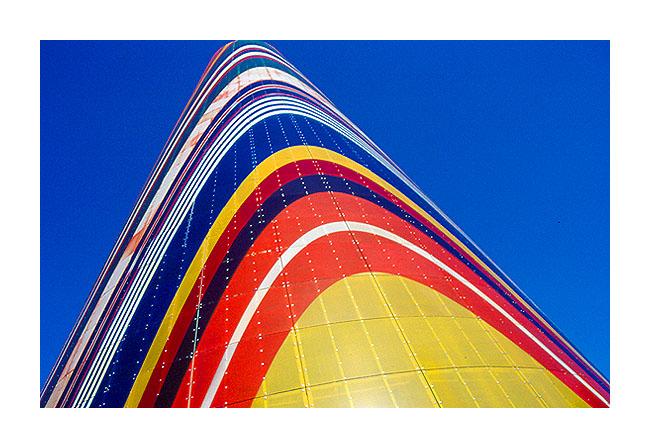 """фото """"Rainbow..."""" метки: путешествия, абстракция, Европа"""