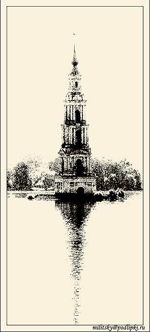 "фото ""Затопленный храм"" метки: архитектура, путешествия, пейзаж, Европа"