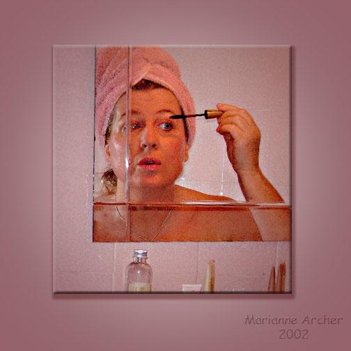 "фото ""self portrait"" метки: портрет, гламур, женщина"