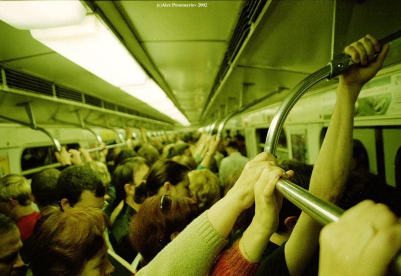 """фото """"И несет нас домой поезд метро сотрясая недра больш"""" метки: разное, жанр,"""