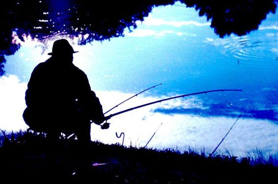 """фото """"Небесный рыболов"""" метки: жанр,"""