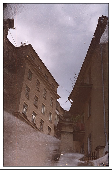 """photo """"My ancient house"""" tags: architecture, travel, landscape, Europe"""